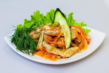 Хе из карпа по-корейски рецепт и пошаговым приготовлением